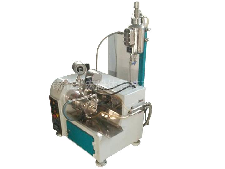 LSM-0.6L实验室盘式sha磨机